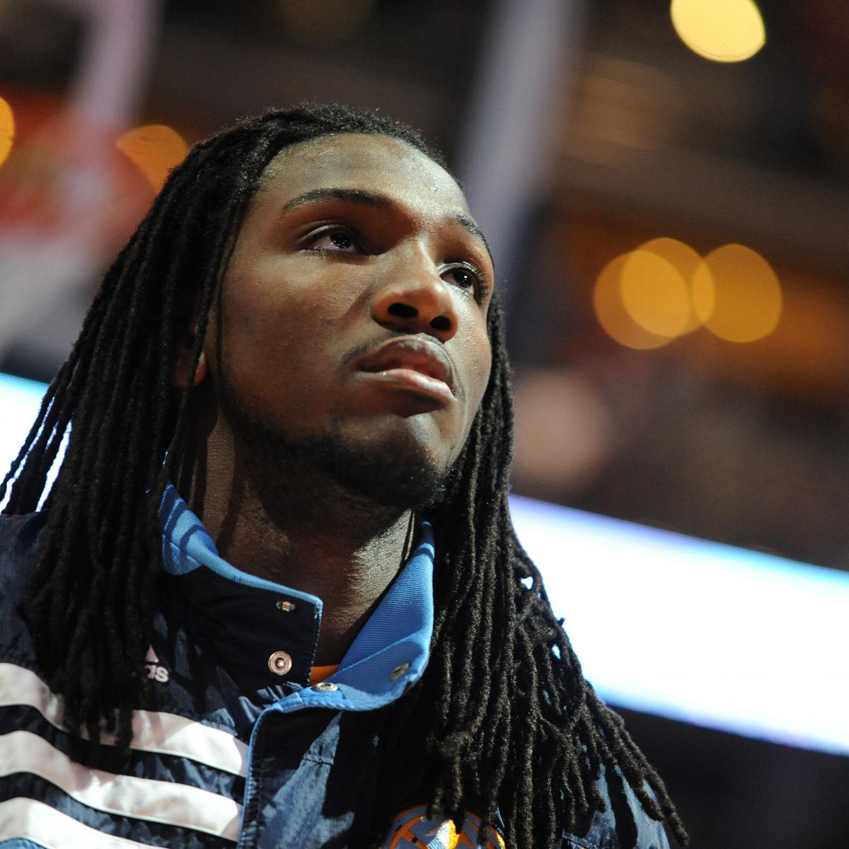 Denver Nuggets Espn: Kenneth Faried Says Nuggets Will Lock Arms During National