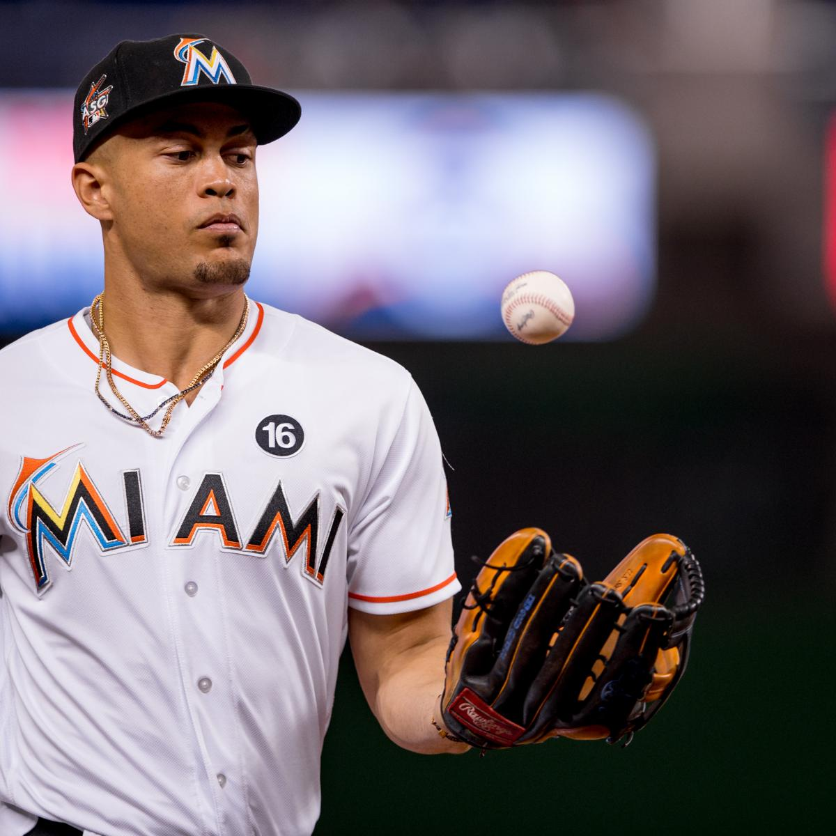 Giancarlo Stanton Of Miami Marlins Says He S Recovering: The Latest Miami Marlins News (Bleacher Report)