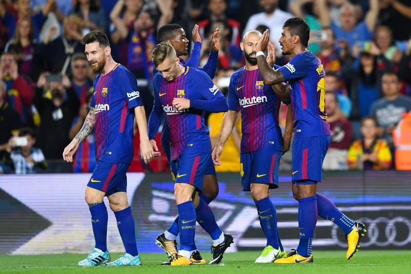 """""""Barselona""""da mavsumning eng yaxshi futbolchisi kim?"""