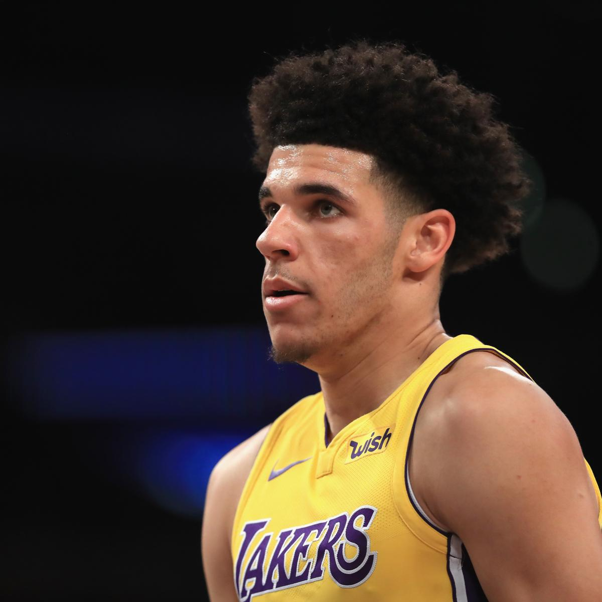 Lonzo Ball Will Not Play vs. Nuggets in Preseason Due to Ankle Injury