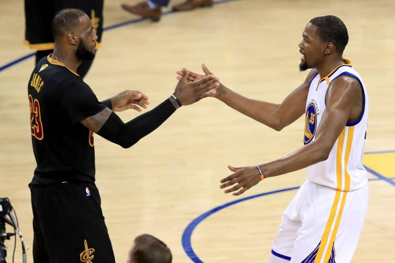 3a841508d9c NBA GM Survey Projects Warriors Will Win Championship