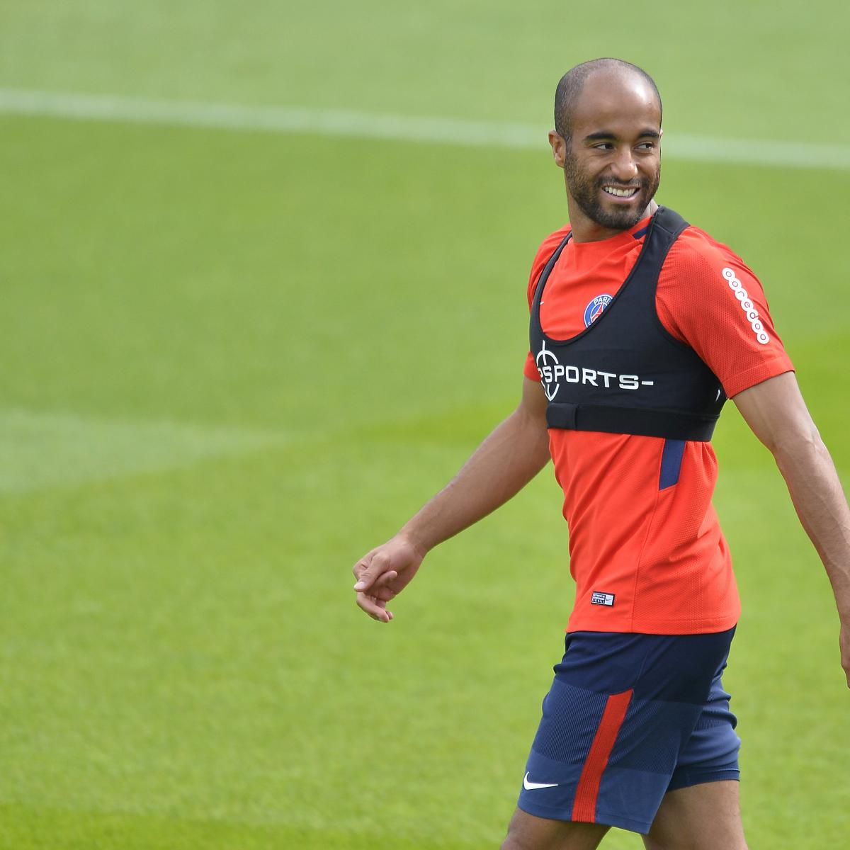 Salario Lucas Moura Psg 2017: Arsenal Transfer News: Lucas Moura Advised To Seek Move
