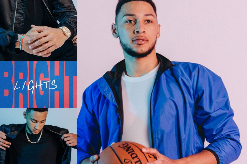 sports shoes 54c7d 2248b Here Comes Ben Simmons | Bleacher Report | Latest News ...
