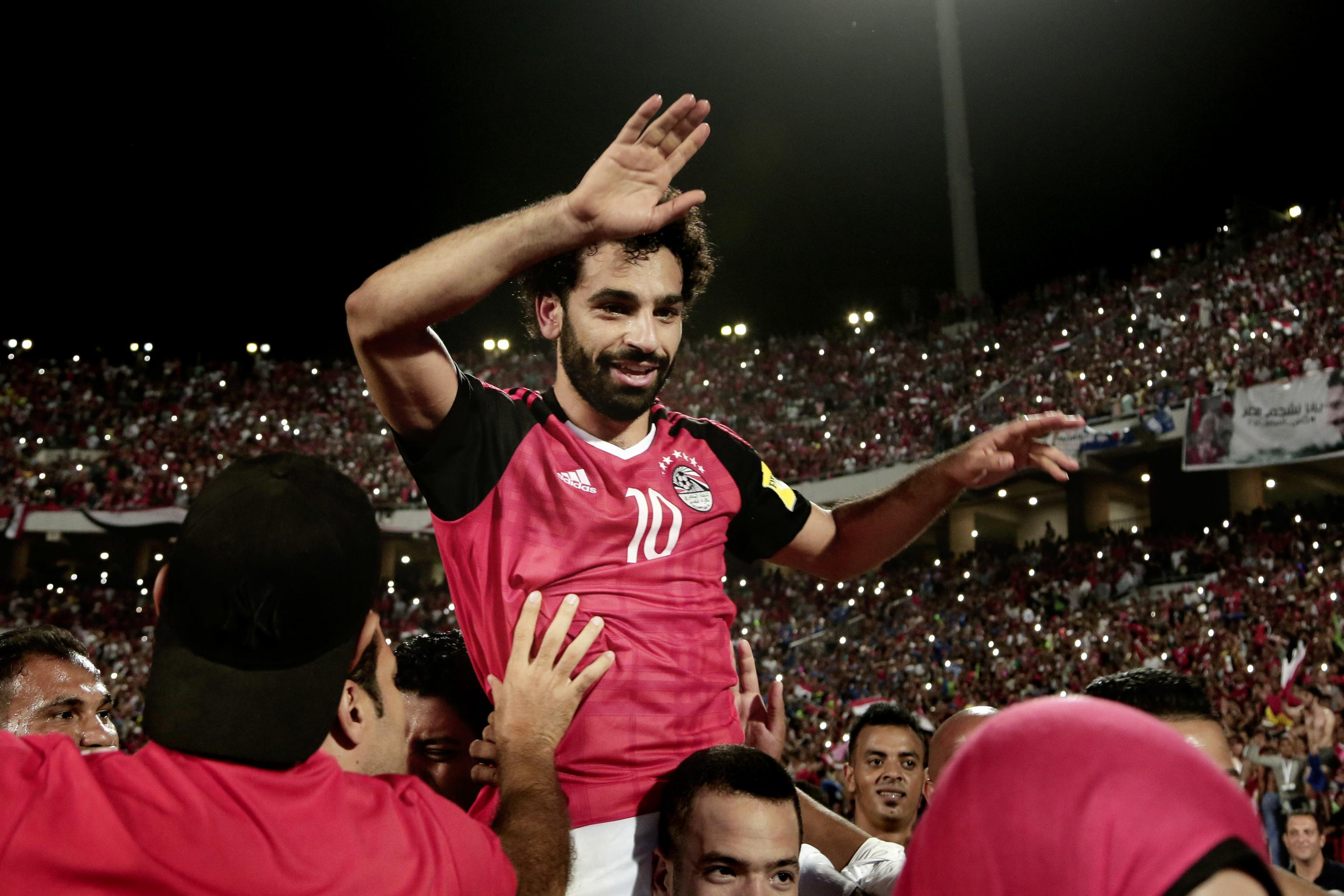 Mohamed Salah Has School Named in His Honor After Egypt Qualify ...