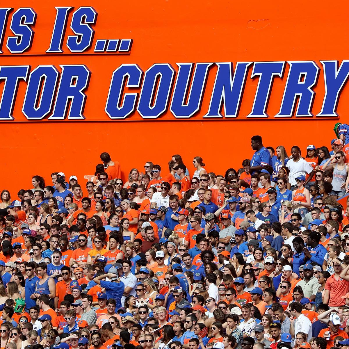 Florida and Nike Unveil Alternate Gator Uniforms for Matchup vs. Texas A M   943df47a1