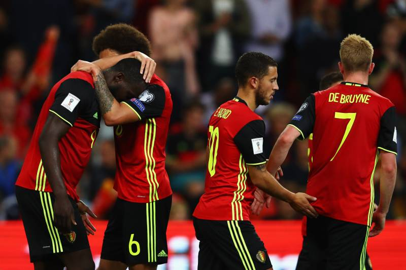 d1133eb44db World Cup Insight  Which Superstar Can Turn Belgium into Champions ...