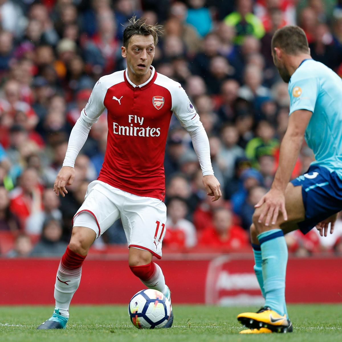 Arsenal Transfer News: Latest Mesut Ozil Rumours, Lucas