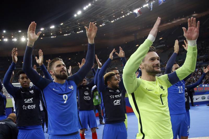 a56e57e22c2 Picking France s 2018 World Cup Squad After End of Qualification ...