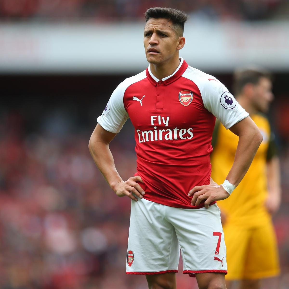 Reports Arsenal Were Ready To Sign Lucas: Arsenal Transfer News: Latest Rumours On Alexis Sanchez
