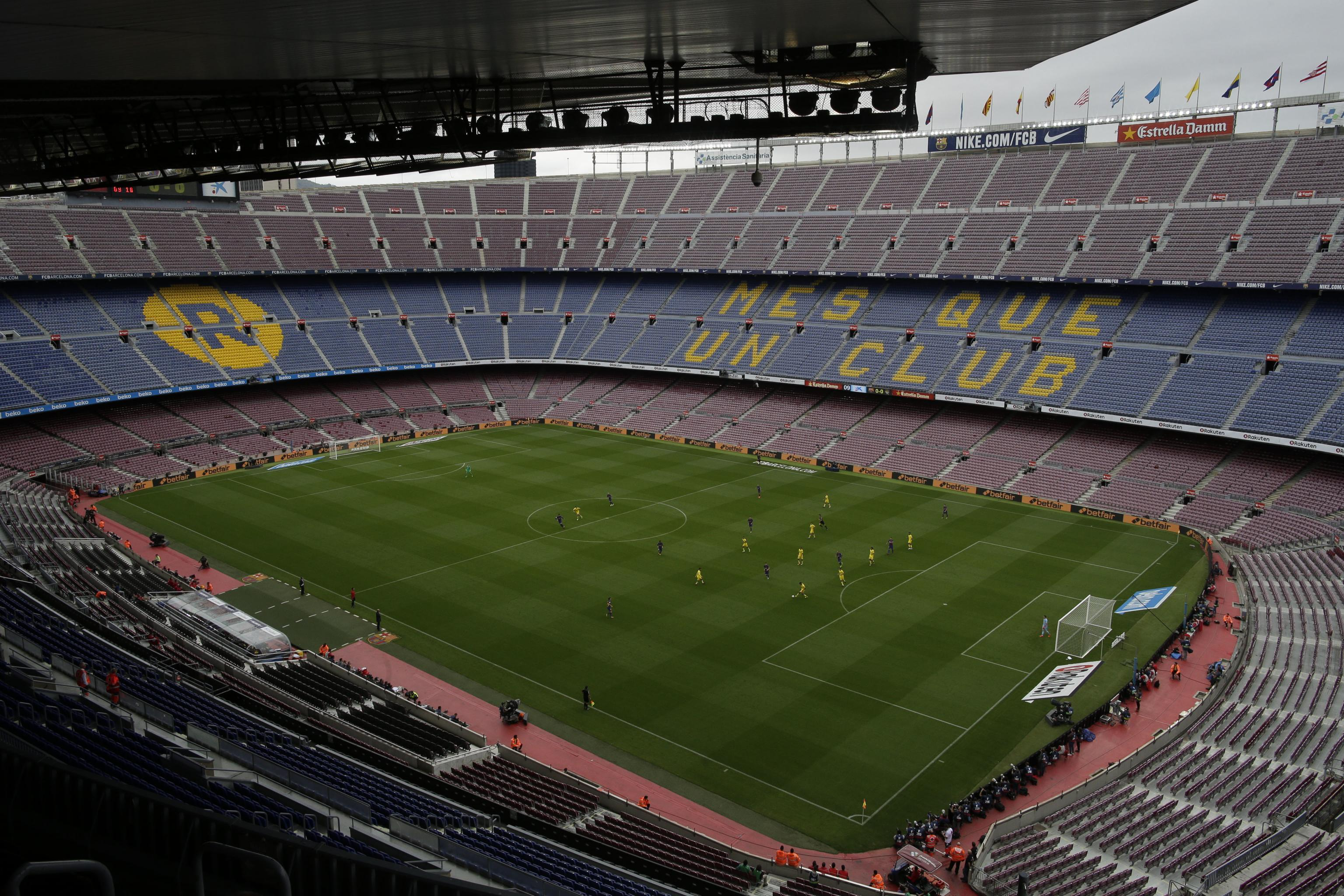 barcelona reportedly hoping to generate over 200m by renaming camp nou bleacher report latest news videos and highlights renaming camp nou