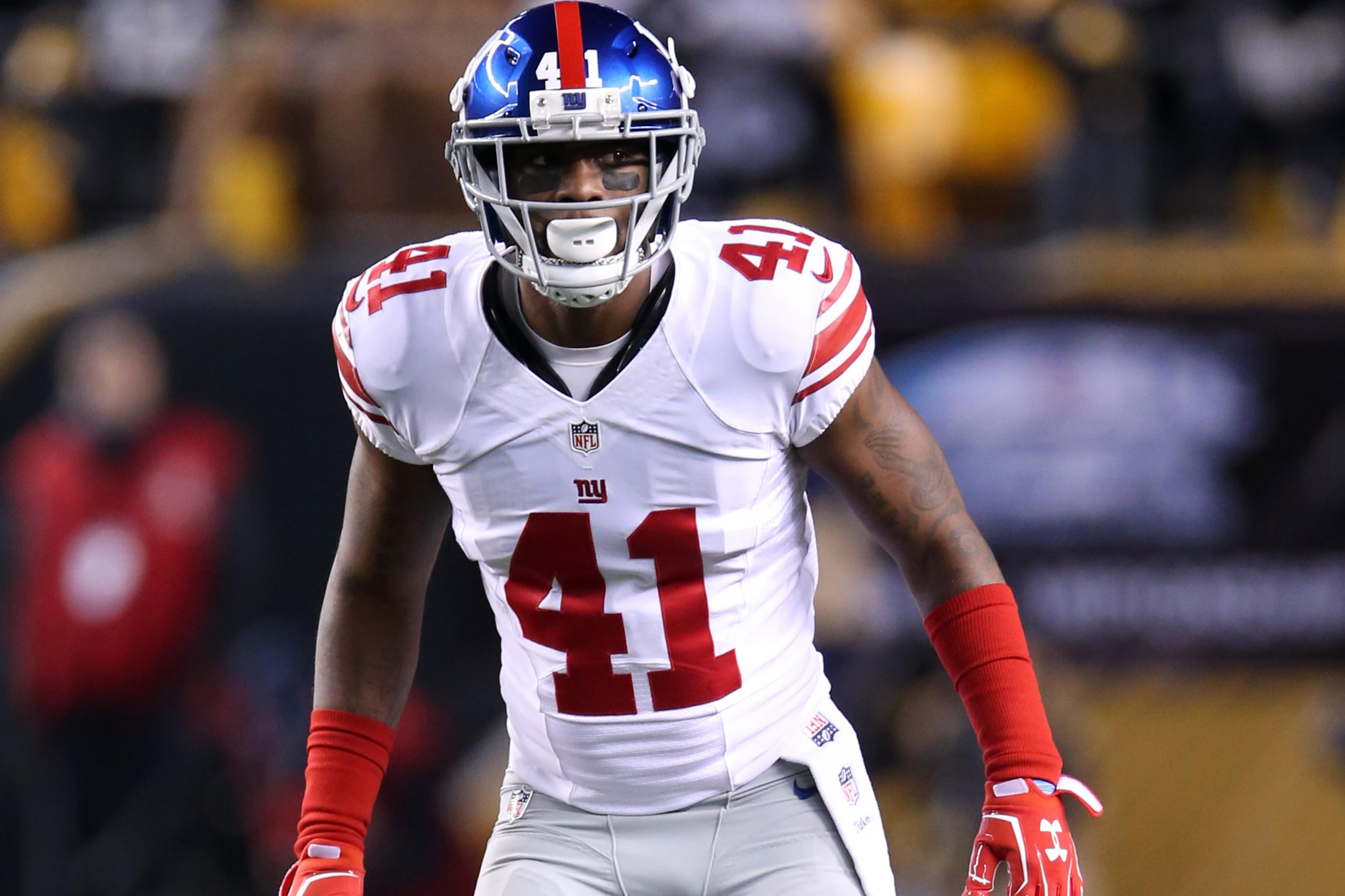 purchase cheap 48af9 08a86 Dominique Rodgers-Cromartie Reportedly Returns to Giants ...