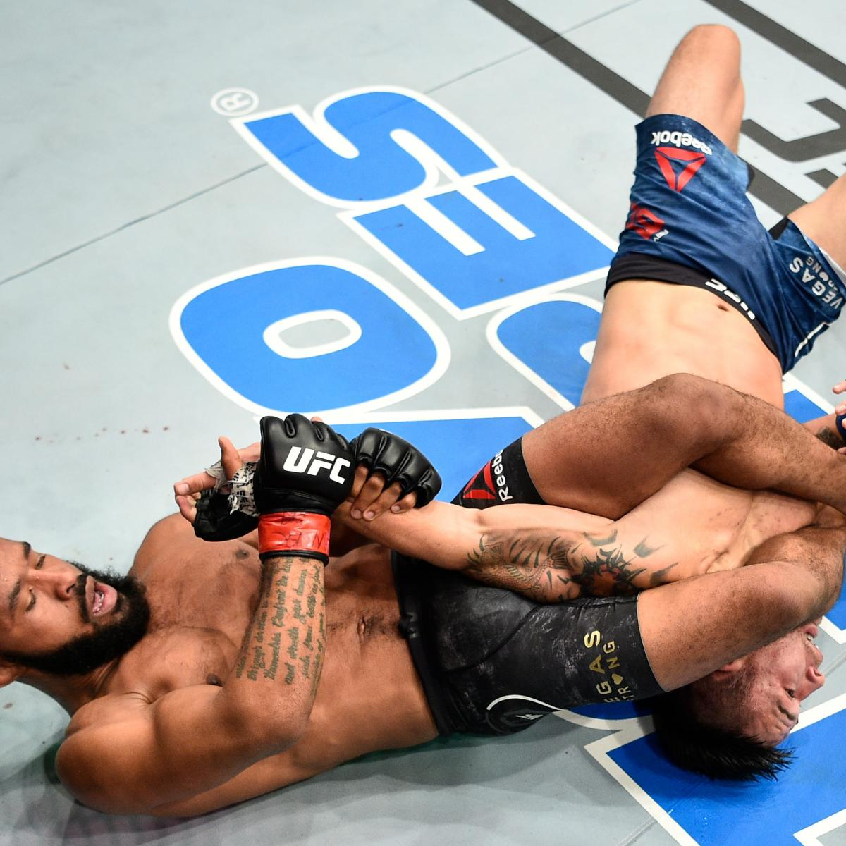 The Question: What Is the Greatest Submission in MMA History?