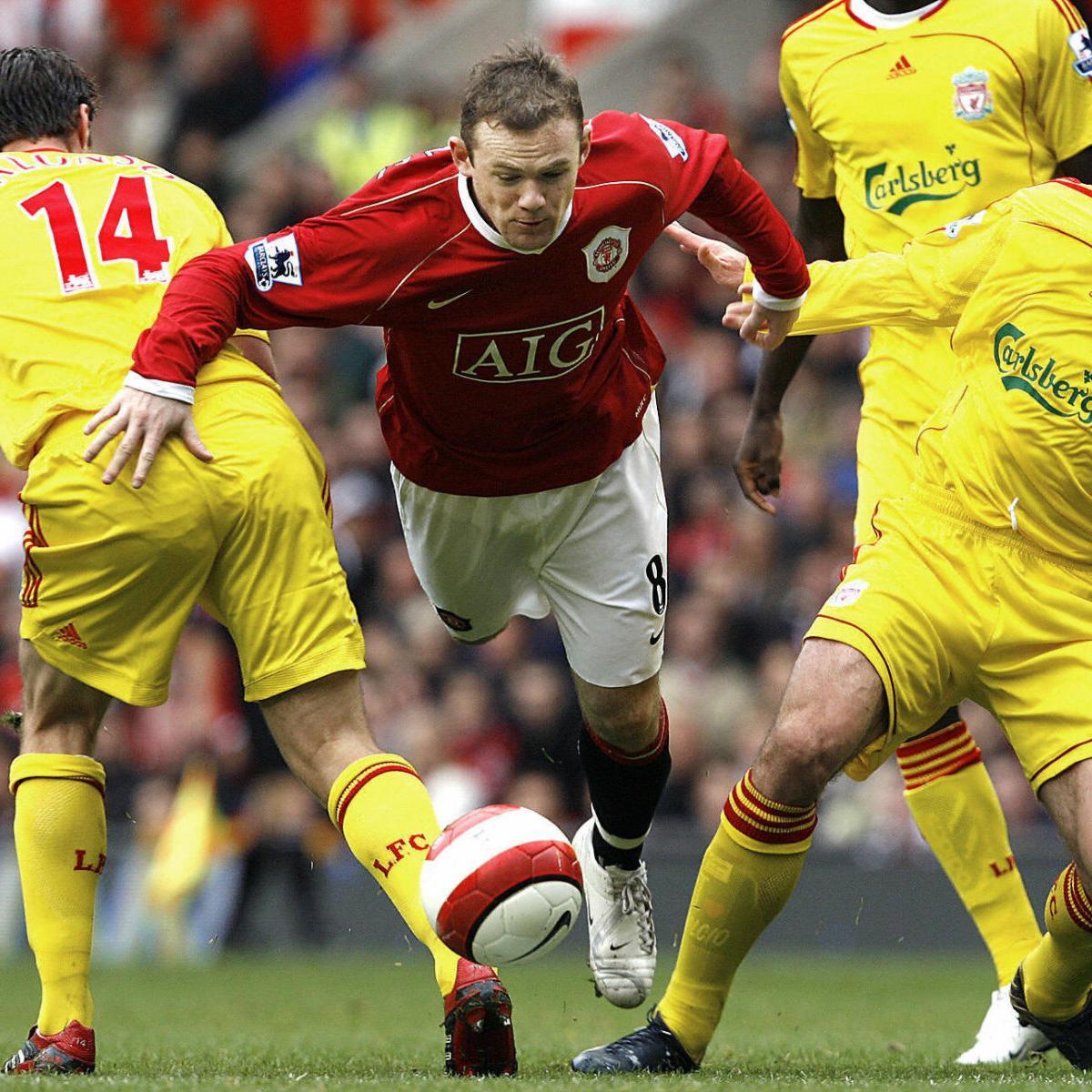 Liverpool Vs Man Utd U19s Result: 21st-Century Derby: Best Of Liverpool Vs. Best Of