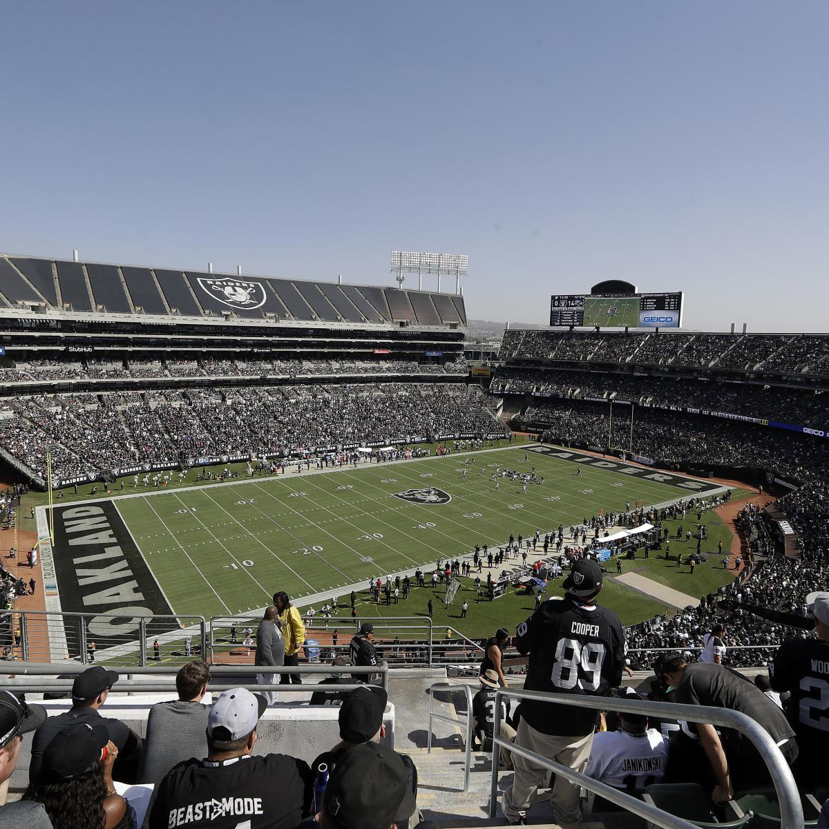 San Diego Chargers Game Channel: Chargers-Raiders Game To Be Played In Oakland Despite