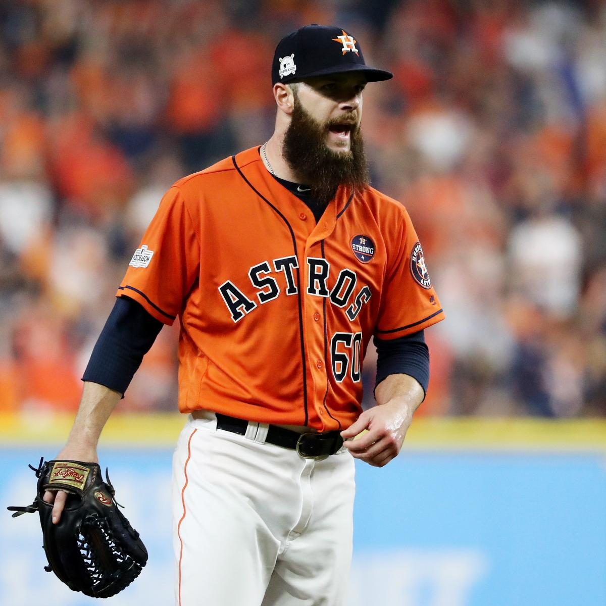 Dallas Keuchel Continues To Be Yankees' Worst Nightmare In