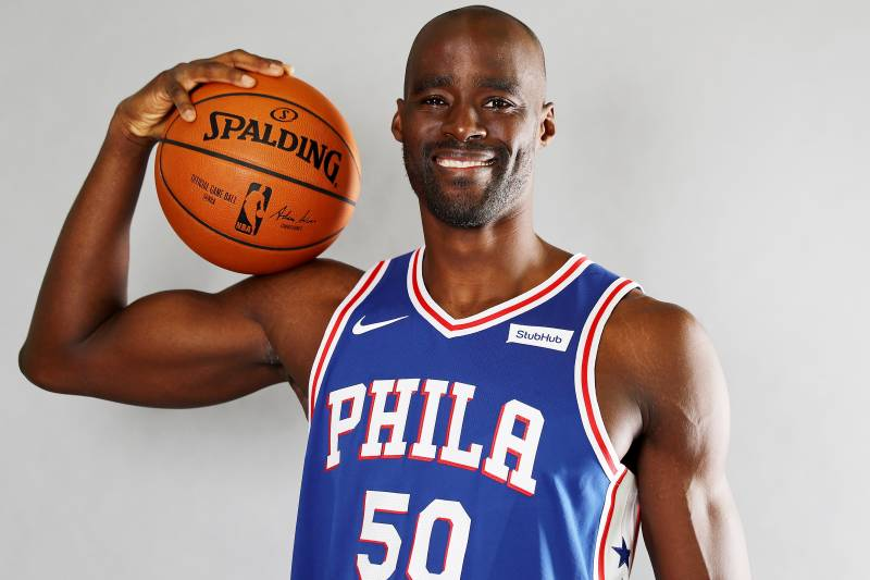 Image result for Emeka Okafor sixers