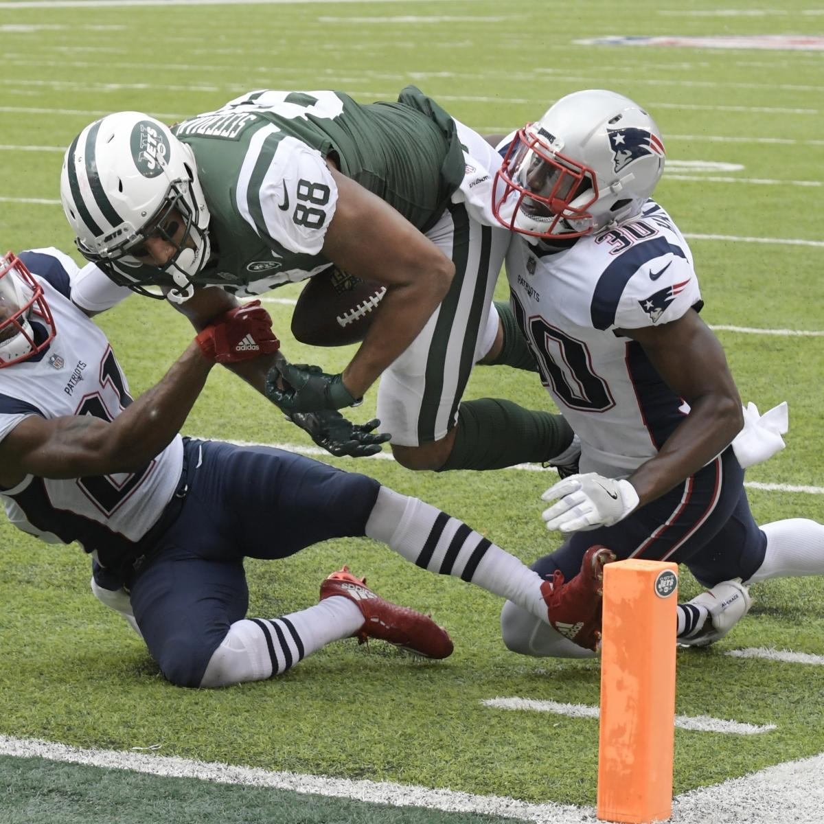 Did Refs Screw New York Jets out of 1st Place vs Patriots? | Bleacher  Report | Latest News, Videos and Highlights