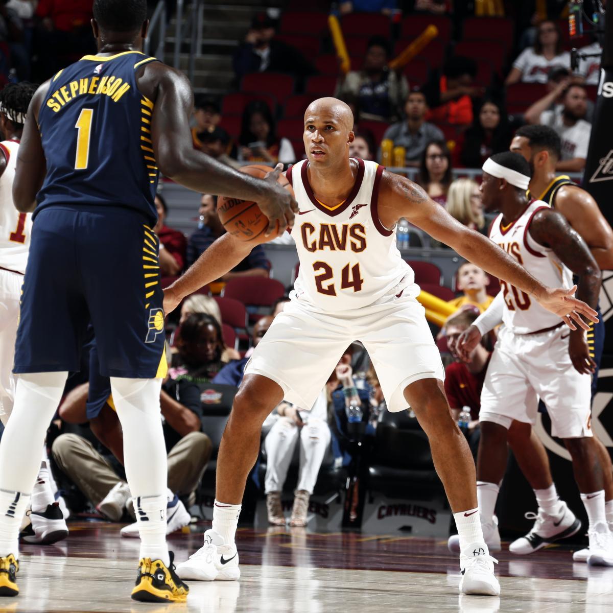 NBA Rumors: Latest Buzz On Richard Jefferson, Jabari