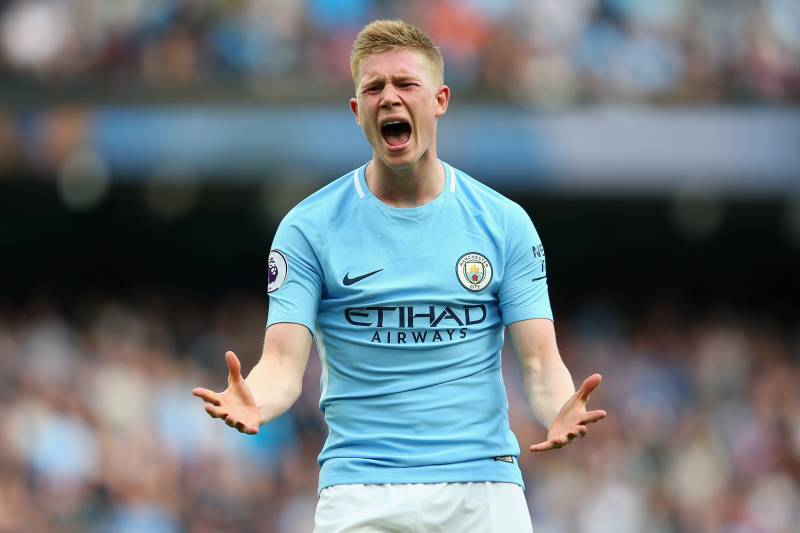 low priced 0fbd9 165f8 Manchester City Transfer News: Latest on Kevin De Bruyne ...