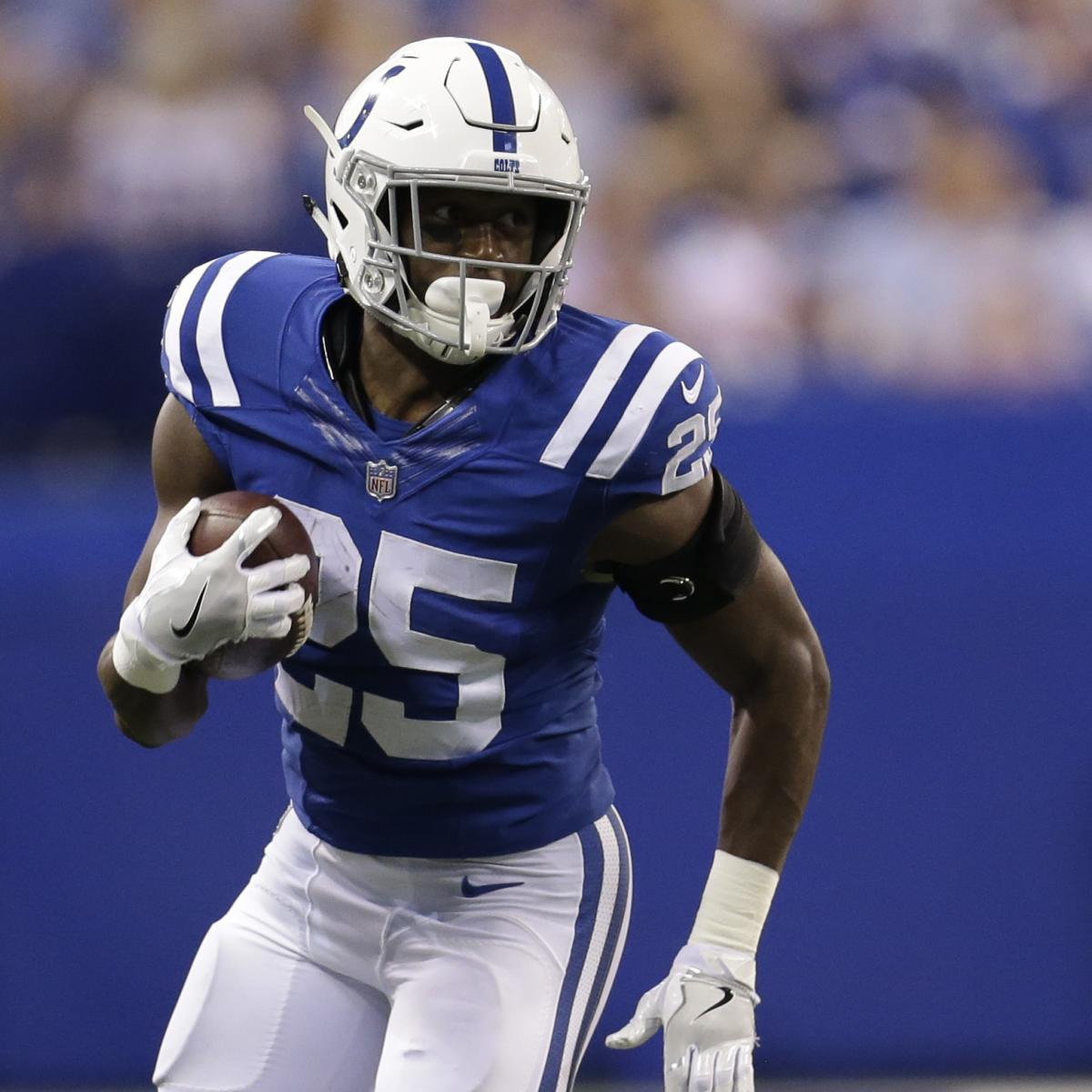 marlon mack out for week 5 vs patriots due to hamstring