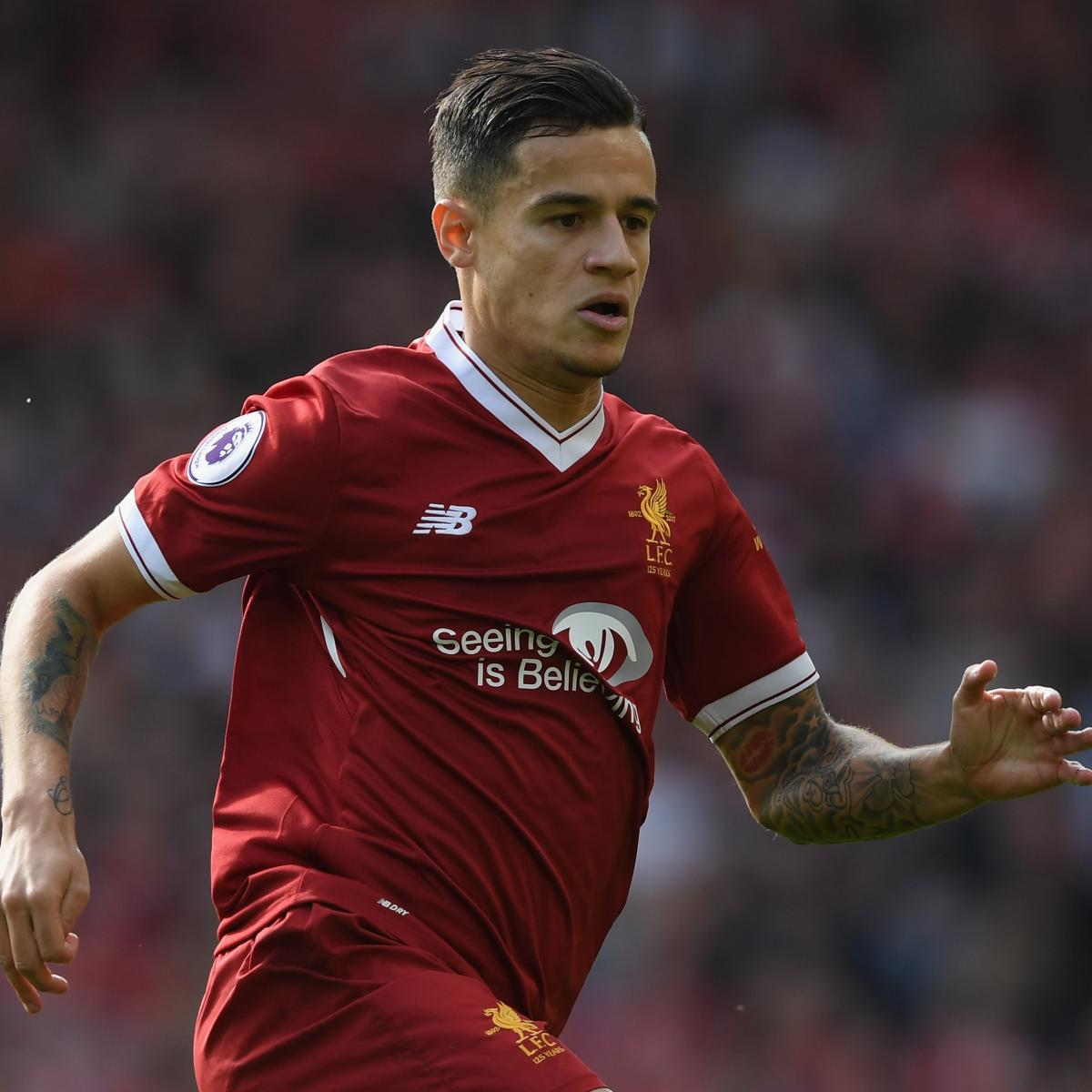 Liverpool Fc Transfer Gossip Reds Close In On Barcelona: Barcelona Transfer News: Philippe Coutinho Talks To Reopen