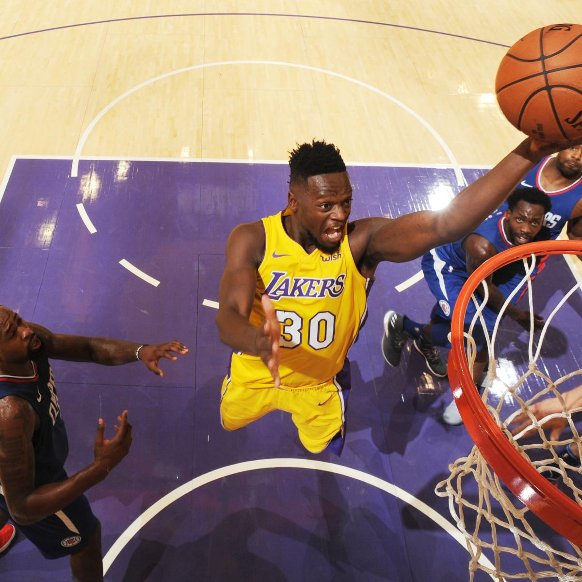 The Latest Los Angeles Lakers News (Bleacher Report
