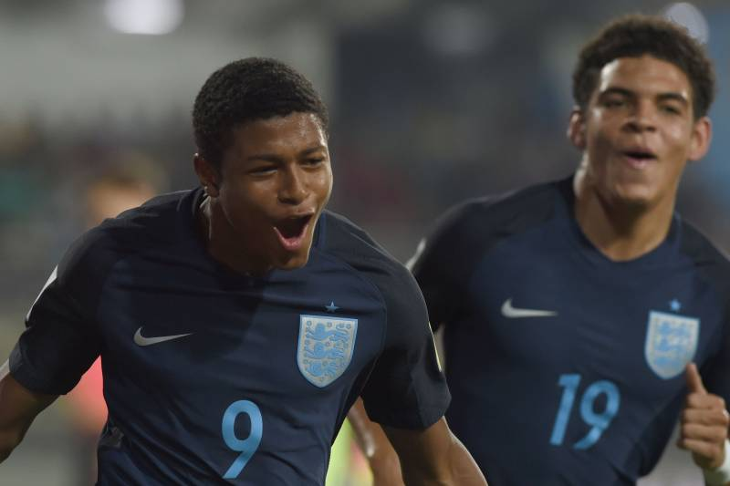 3c232f88540 England Advance to 2017 U-17 World Cup Semi-Final with 4-1 Win over ...