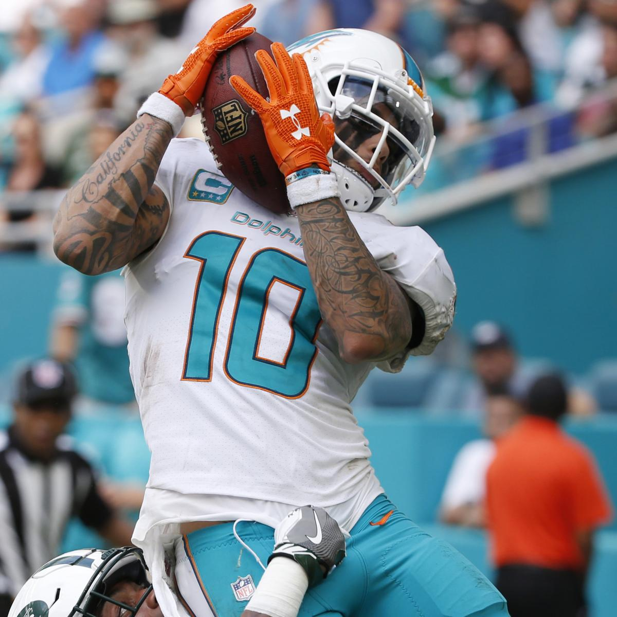 Week 8 Waiver Wire: Kenny Stills, O.J. Howard Highlight Pickups to ...
