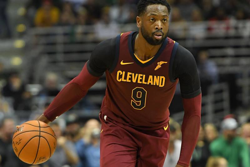 9ea8066d2dcc Dwyane Wade to Come off Bench for Cavaliers