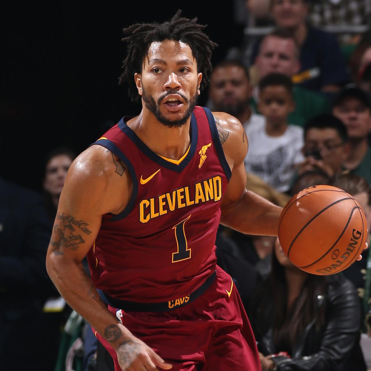 Derrick Rose To Miss Bulls Nets Games With Ankle Injury