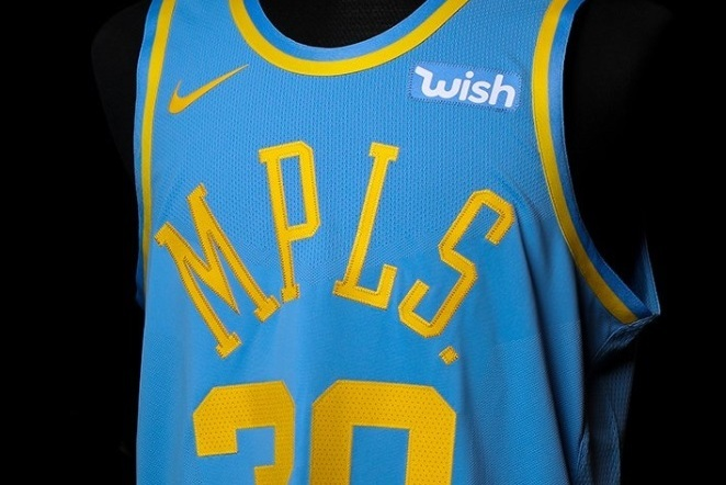 Lakers Unveil Classic Minneapolis Uniforms They Will Wear