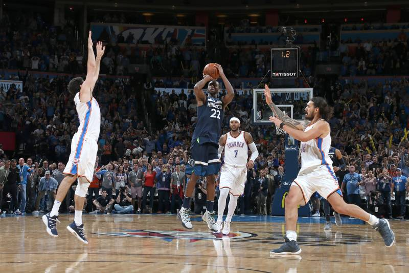 Andrew Wiggins Makes Minnesota Timberwolves History With 27 Point