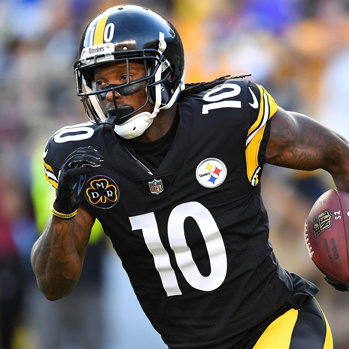 Martavis Bryant Out vs. Lions; Demoted to Steelers Scout ...Steelers Scout