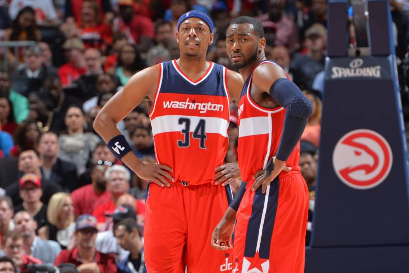 competitive price dedee 22e50 Paul Pierce Says John Wall Is 'The Best Point Guard in the ...