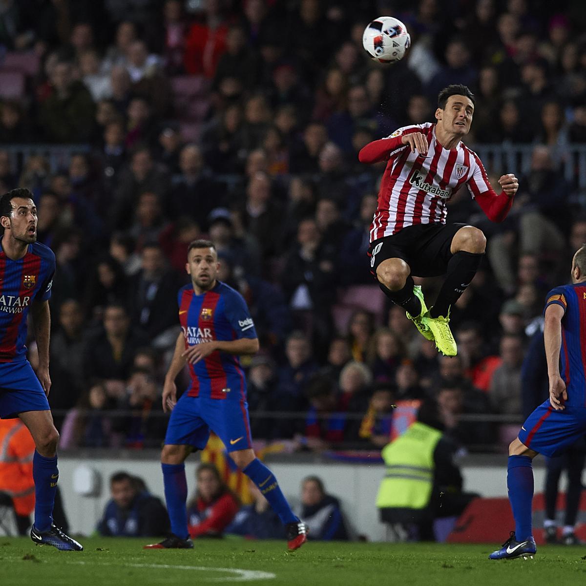 Athletic Bilbao vs. Barcelona: Team News, Preview, Live ...