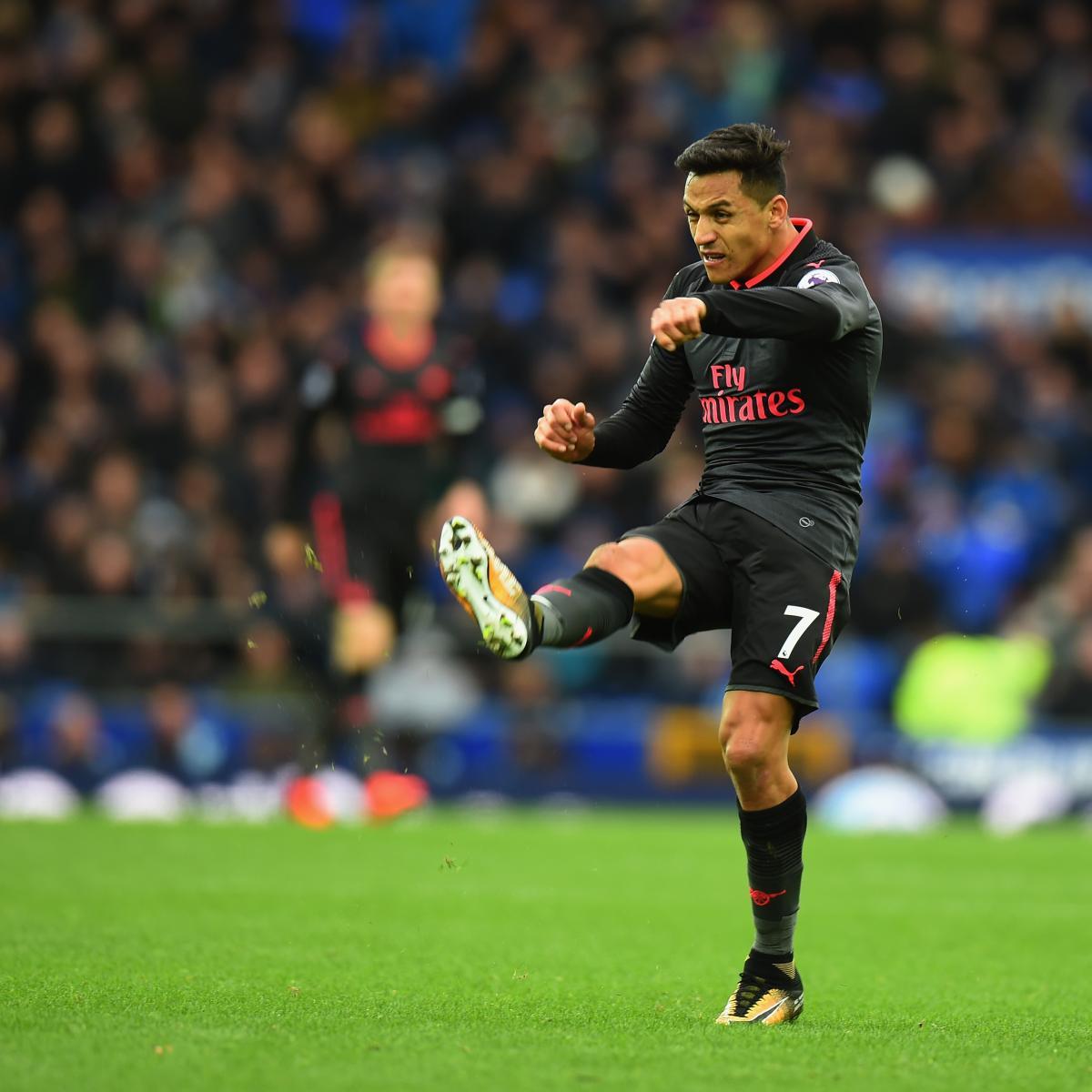 Manchester United Transfer News Alexis Sanchez Rumours: Manchester City Transfer News: Fee Set For Alexis Sanchez