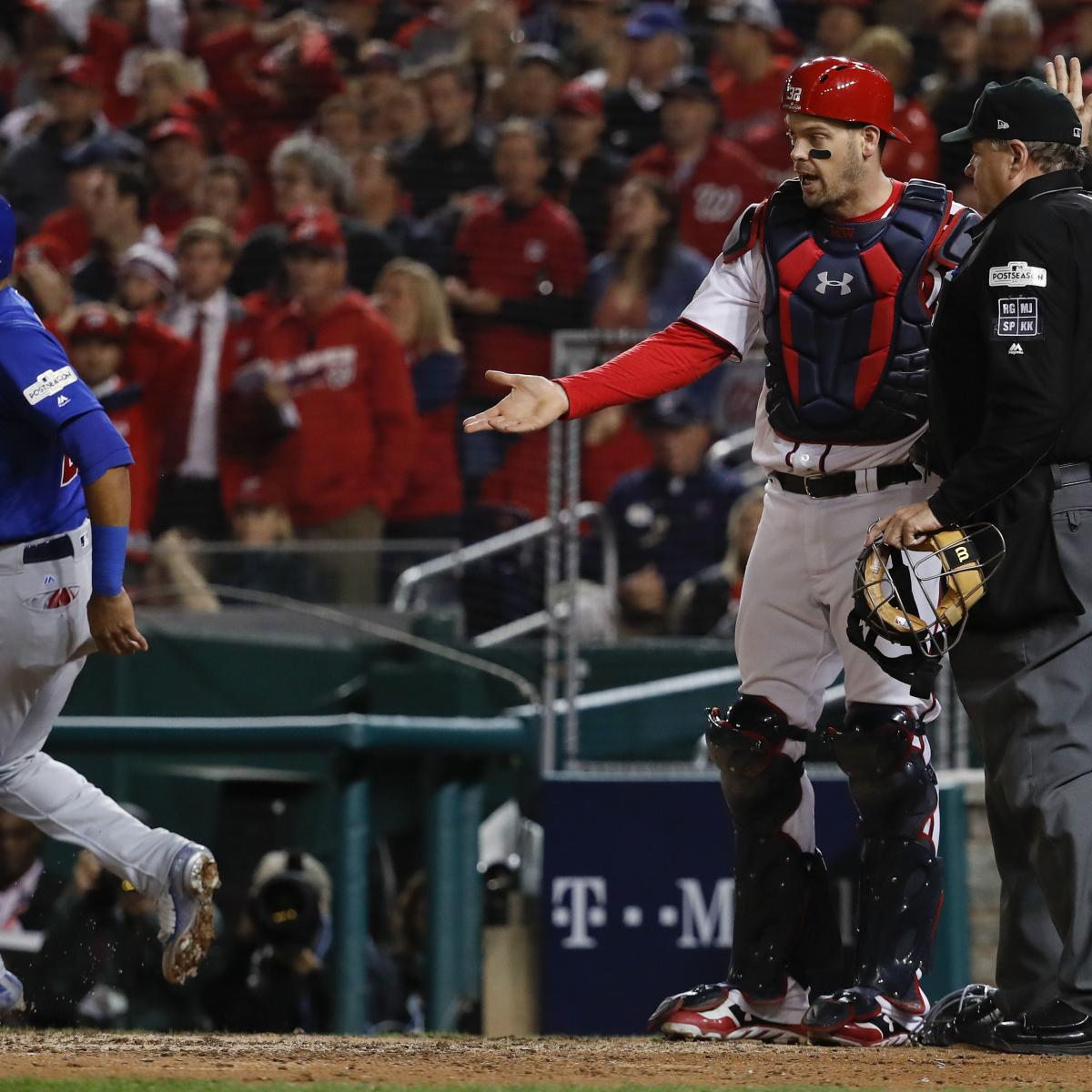 Joe Torre Says Umpires Missed Passed Ball Call In