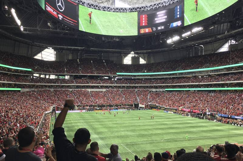 online retailer e6baa 10449 How Atlanta United FC Became the Best Experience in US ...