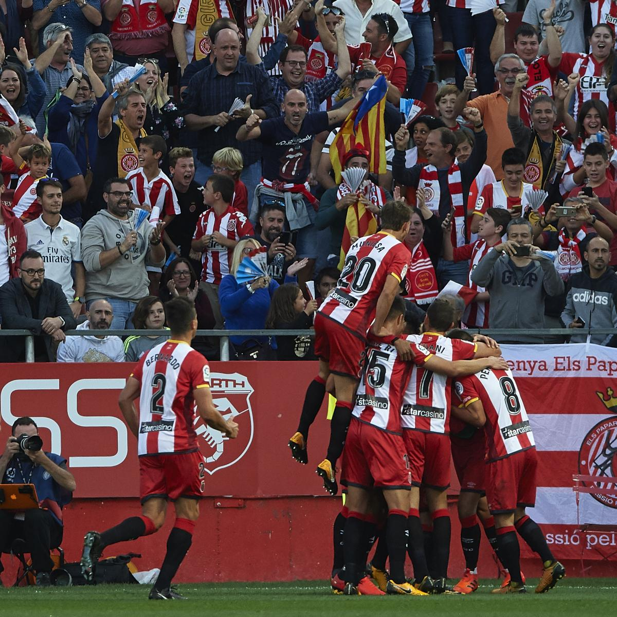 La liga table 2017 week 10 standings and final scores - La liga latest results and table ...