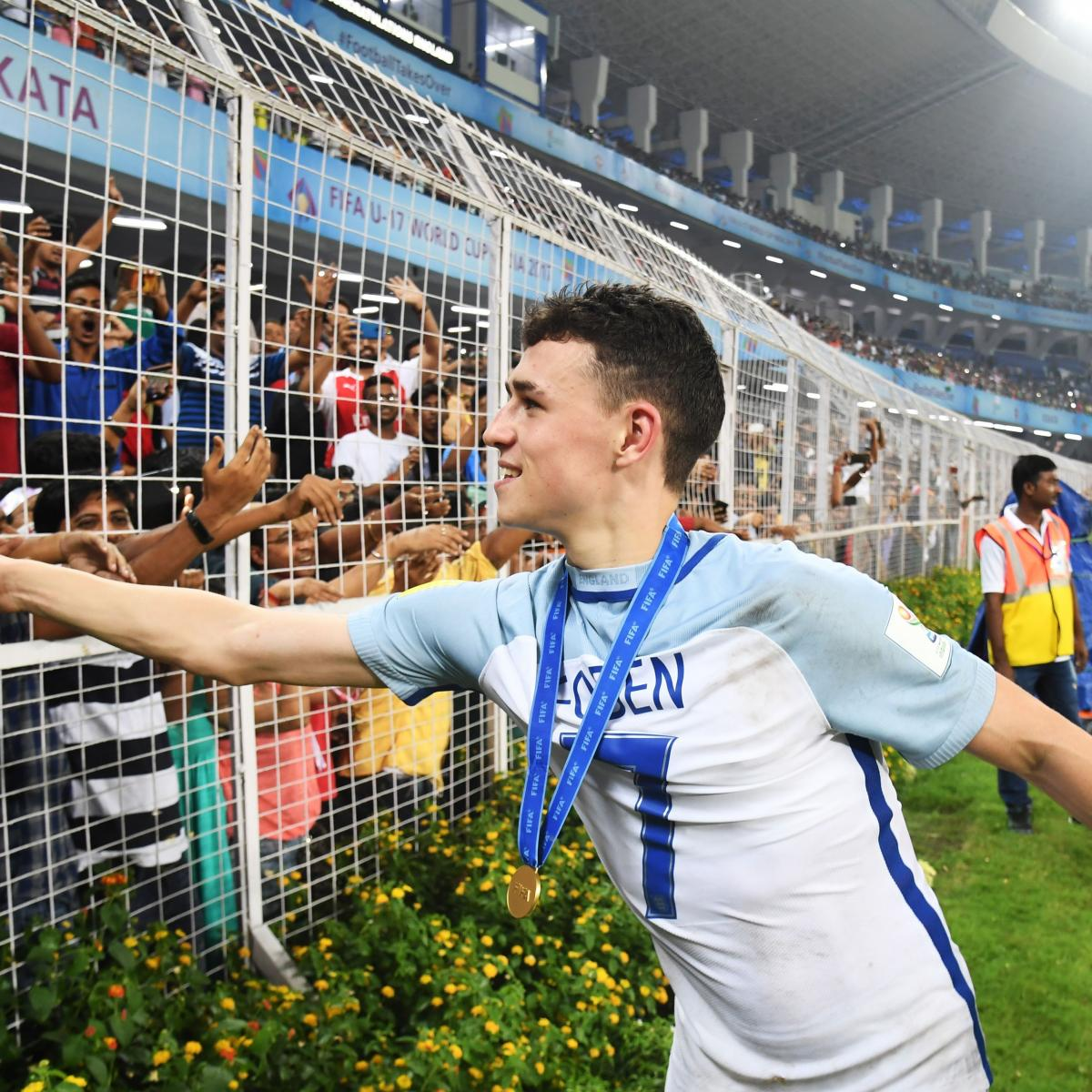 Is This Really A Golden Generation For England After Fifa U  World Cup Win Bleacher Report Latest News Videos And Highlights