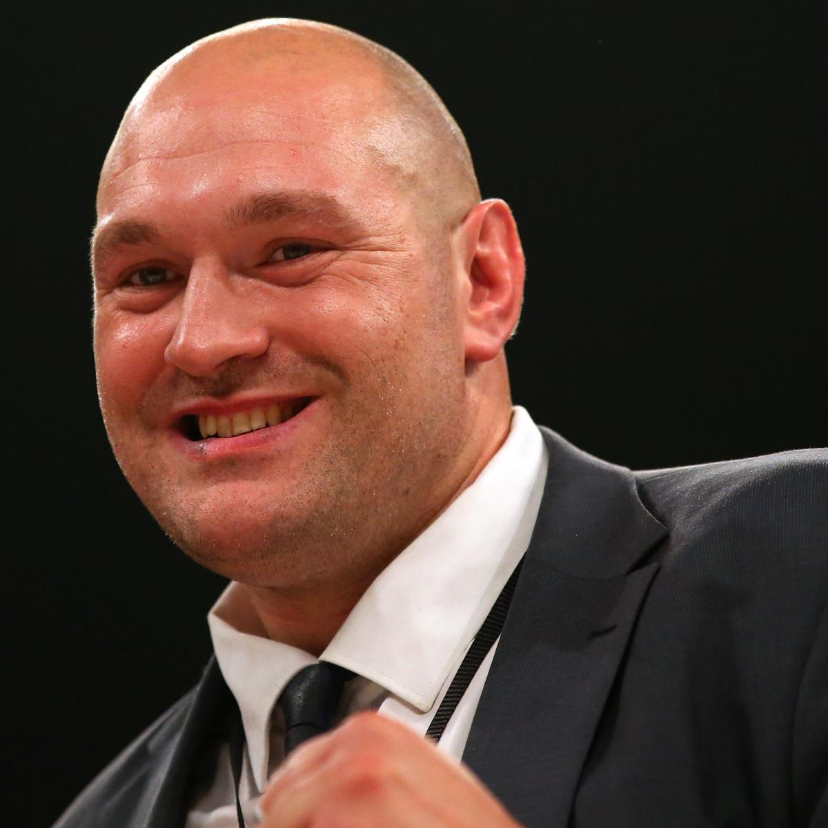 King On Twitter A Heavyweight Collaboration Https: Tyson Fury Discusses Potential Anthony Joshua Fight In