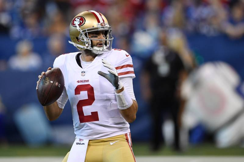 5d73df13060 Brian Hoyer Agrees to Reported 3-Year Contract with Patriots After 49ers  Release