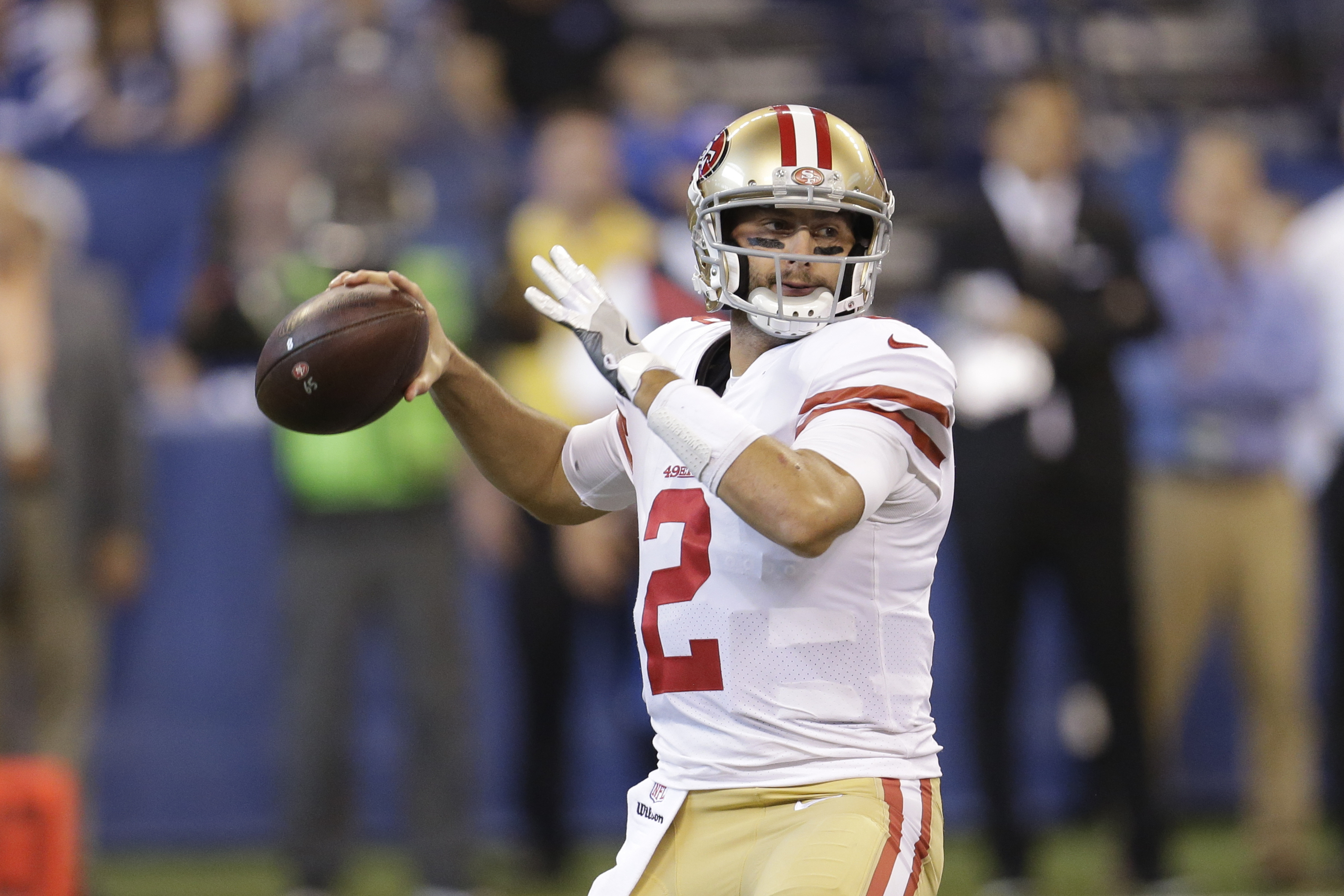 more photos d83f7 74517 Brian Hoyer Rumors: QB Visiting Patriots, Expected to Sign ...