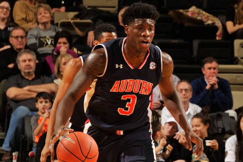 Auburn S Austin Wiley Danjel Purifoy Out After Chuck Person