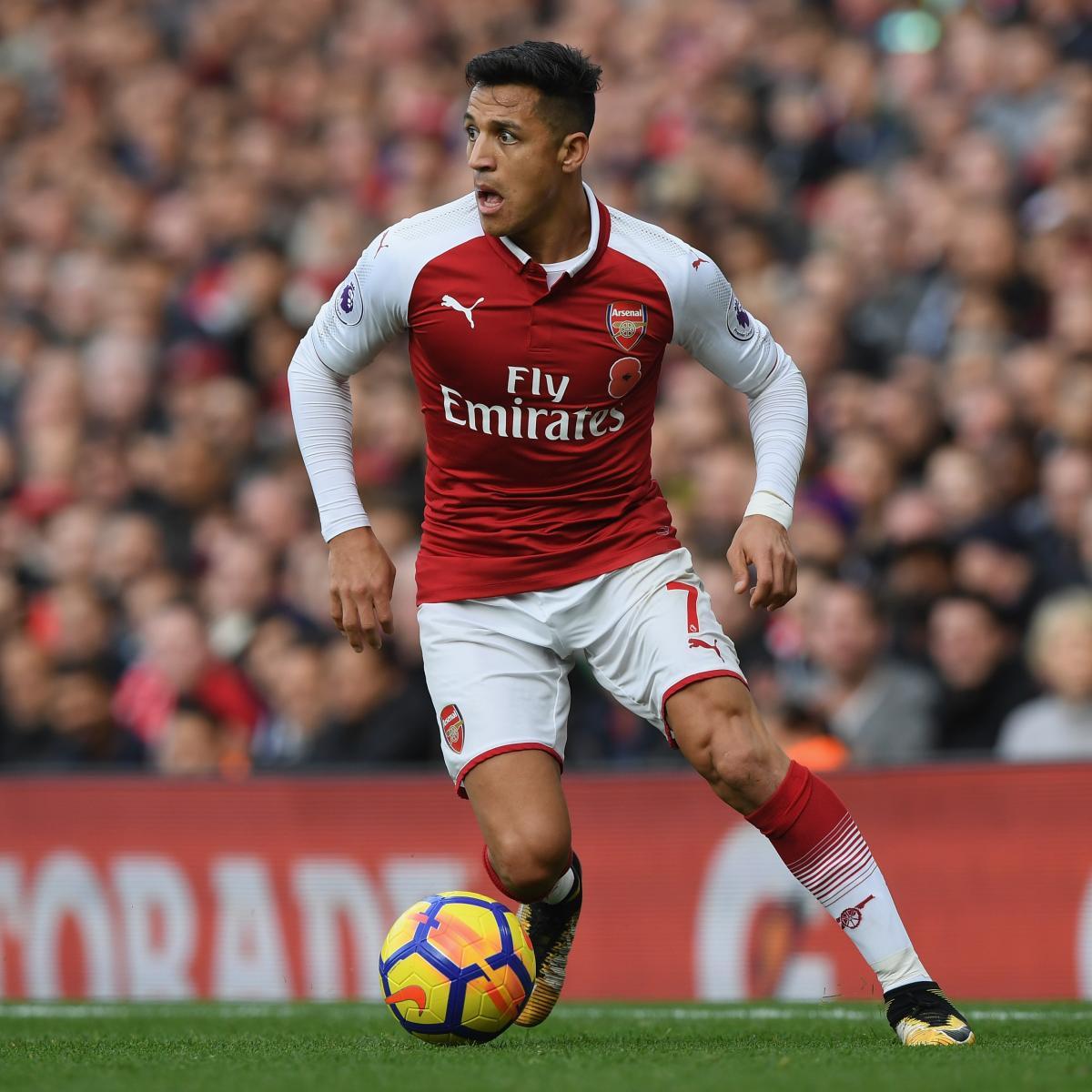 Manchester United Transfer News Alexis Sanchez Rumours: Manchester City Transfer News: Pep Guardiola On Alexis