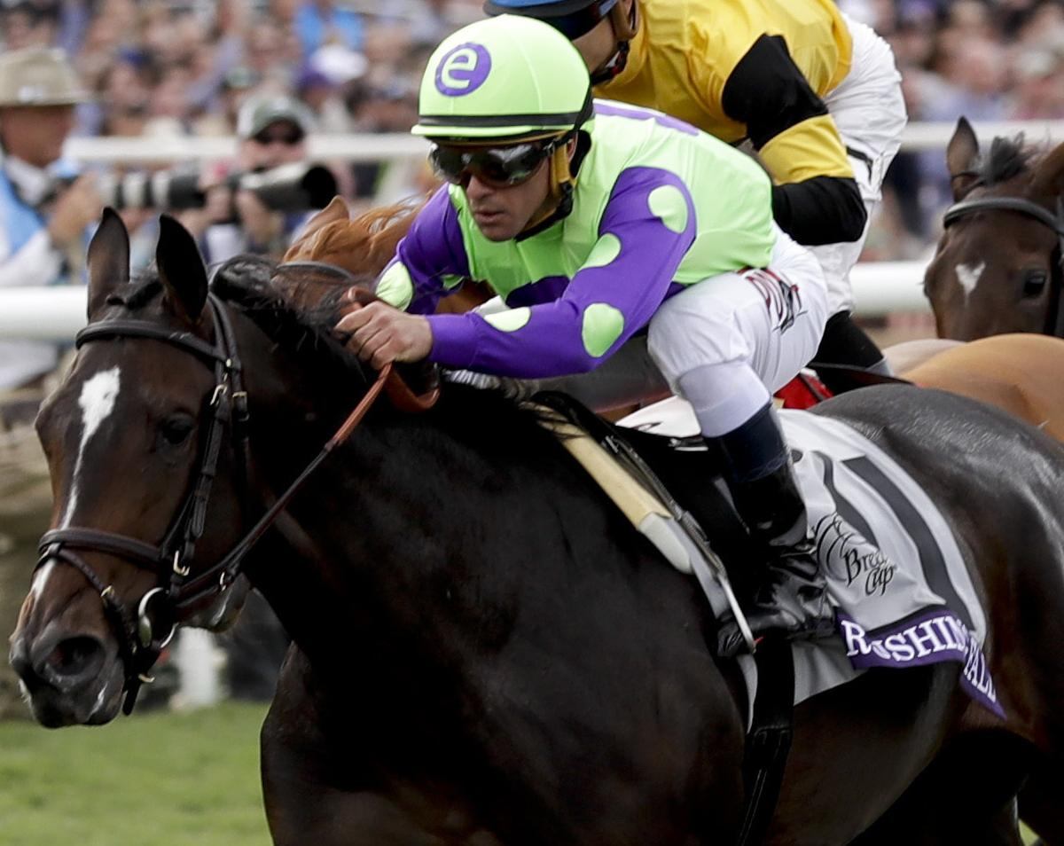 Breeders Cup 2017 Results Final Race Times Payouts And
