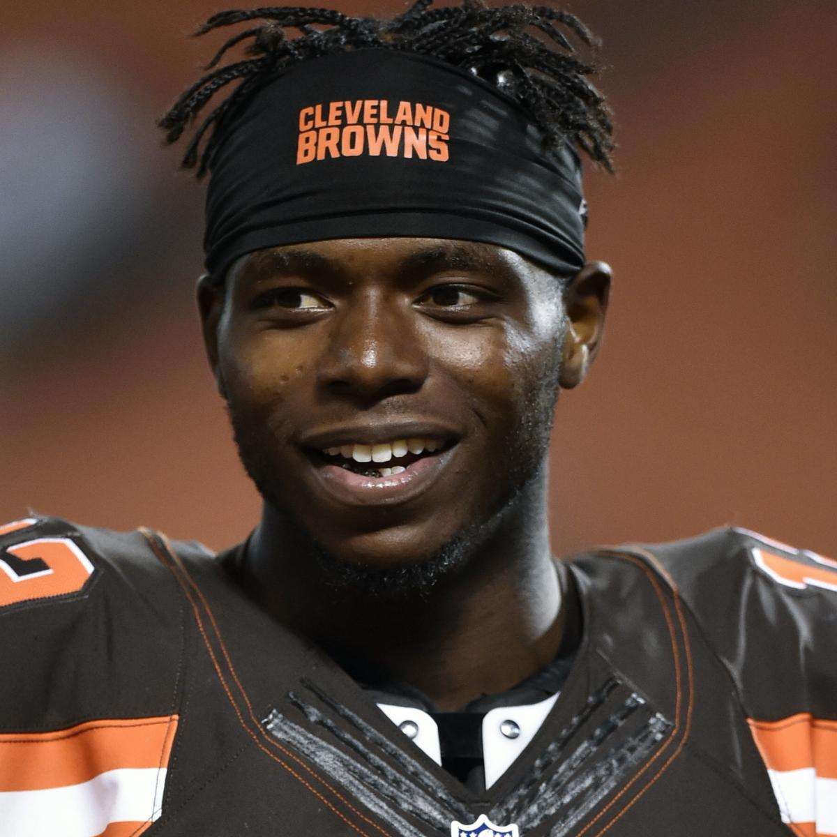 Josh Gordon Says He Had Something in System for 'Probably ...