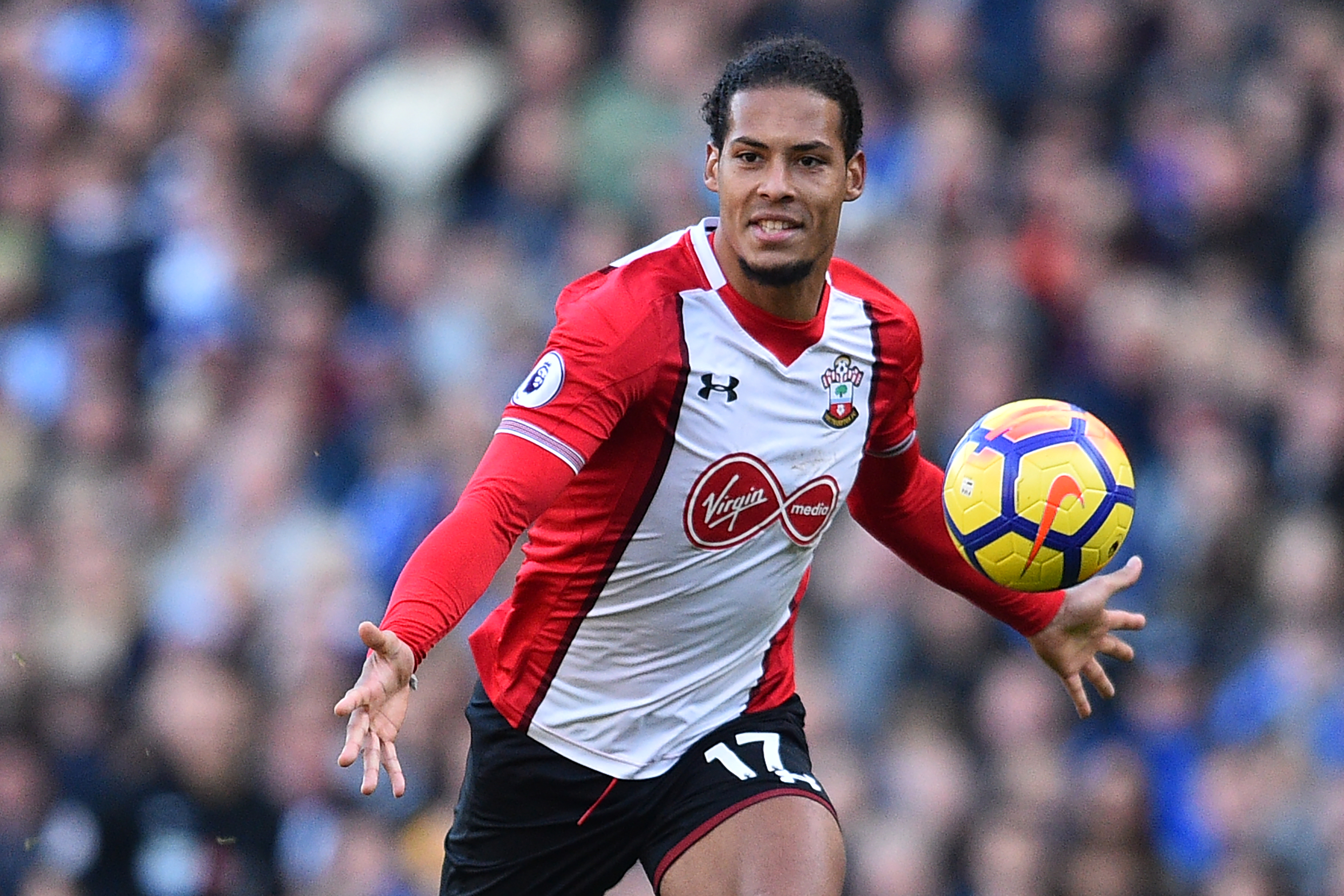 Virgil Van Dijk Committed To Southampton Amid Liverpool Transfer Rumours Bleacher Report Latest News Videos And Highlights