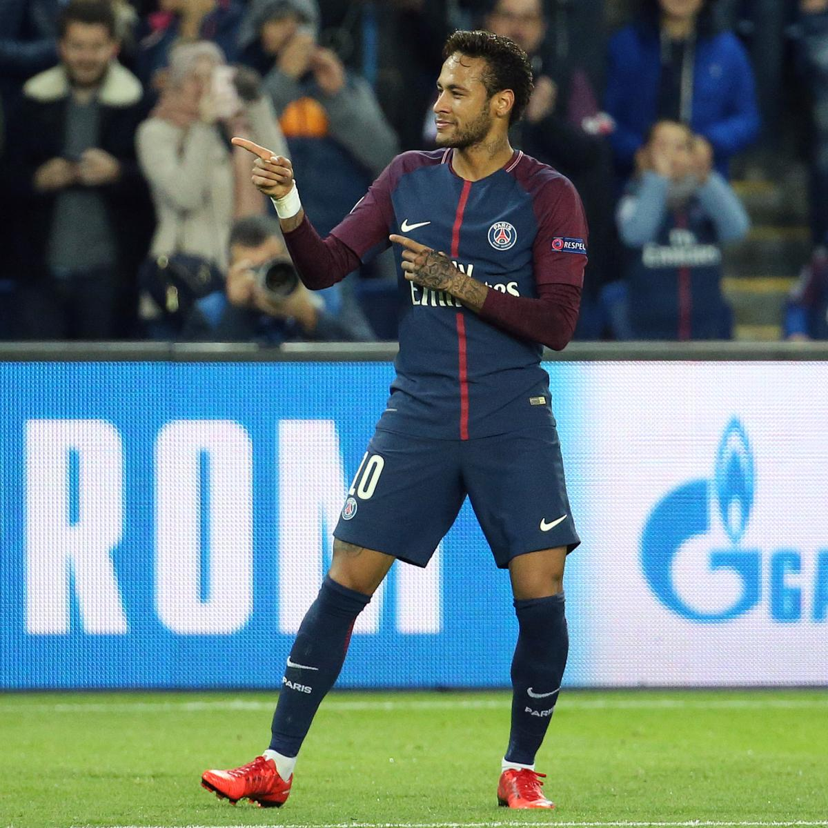 Neymar Reportedly Wanted To Replace Cristiano Ronaldo At