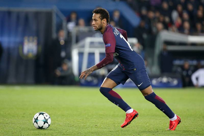 Neymar and unai emerys relationship reportedly deteriorating at paris france october 31 neymar jr of psg during the uefa champions league stopboris Gallery